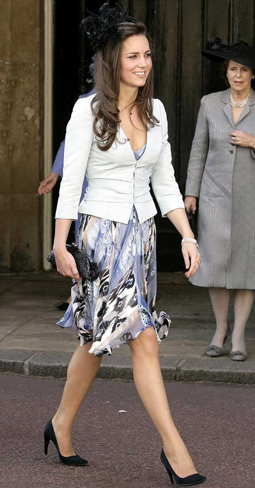 kate middleton thin. Kate Middleton and all the
